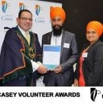 City of Casey Volunteer Awards 2016