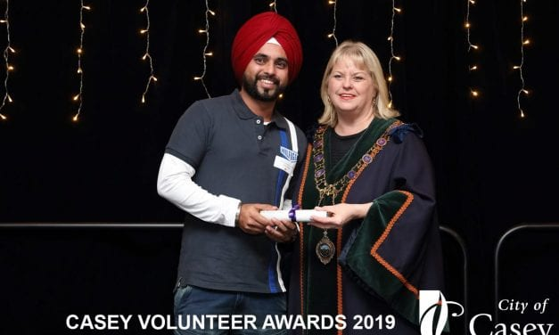 City of Casey Volunteer Awards 2019