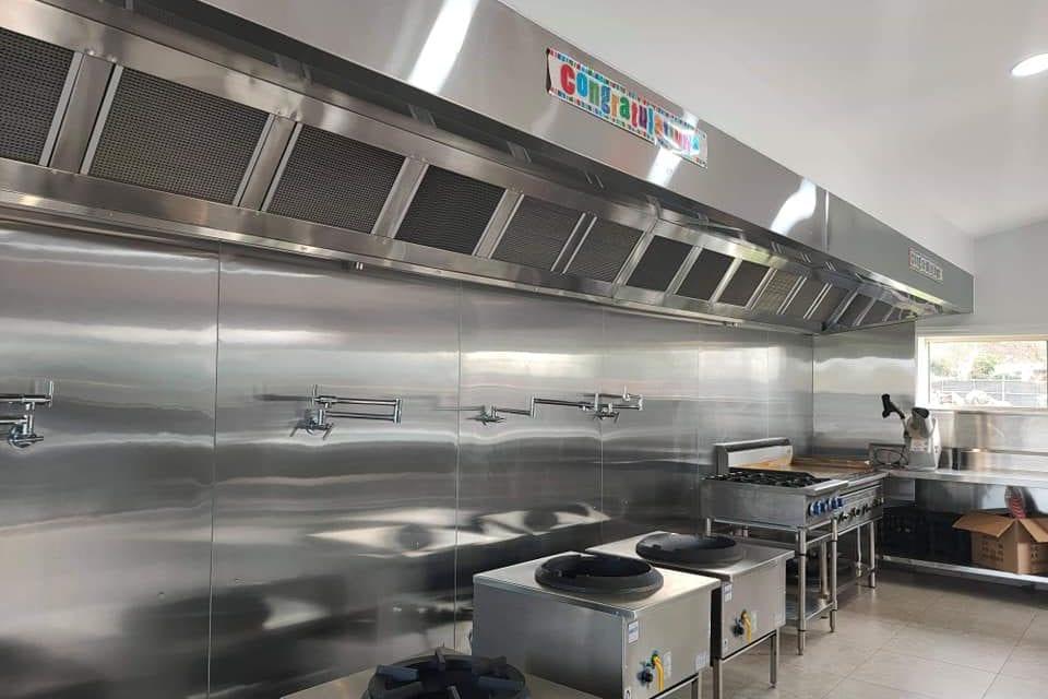 New Community Kitchen