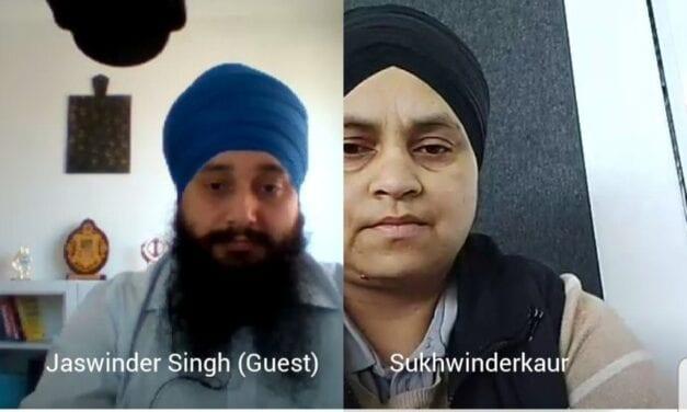 Governor of Victoria – Speaking with Sikh Volunteers Australia