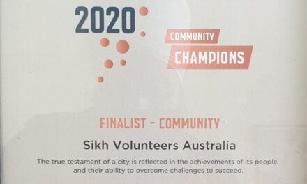 Melbourne Awards 2020 Community Champions