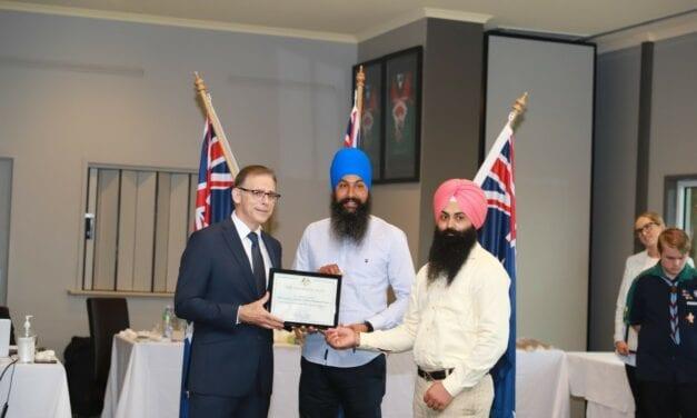 Holt Australia Day Awards 2021