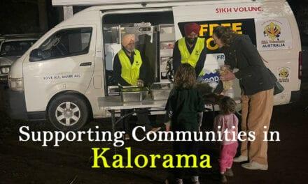 Kalorama – Supporting Communities in Crisis