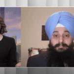 ABC News coverage on Sikh Volunteers Australia