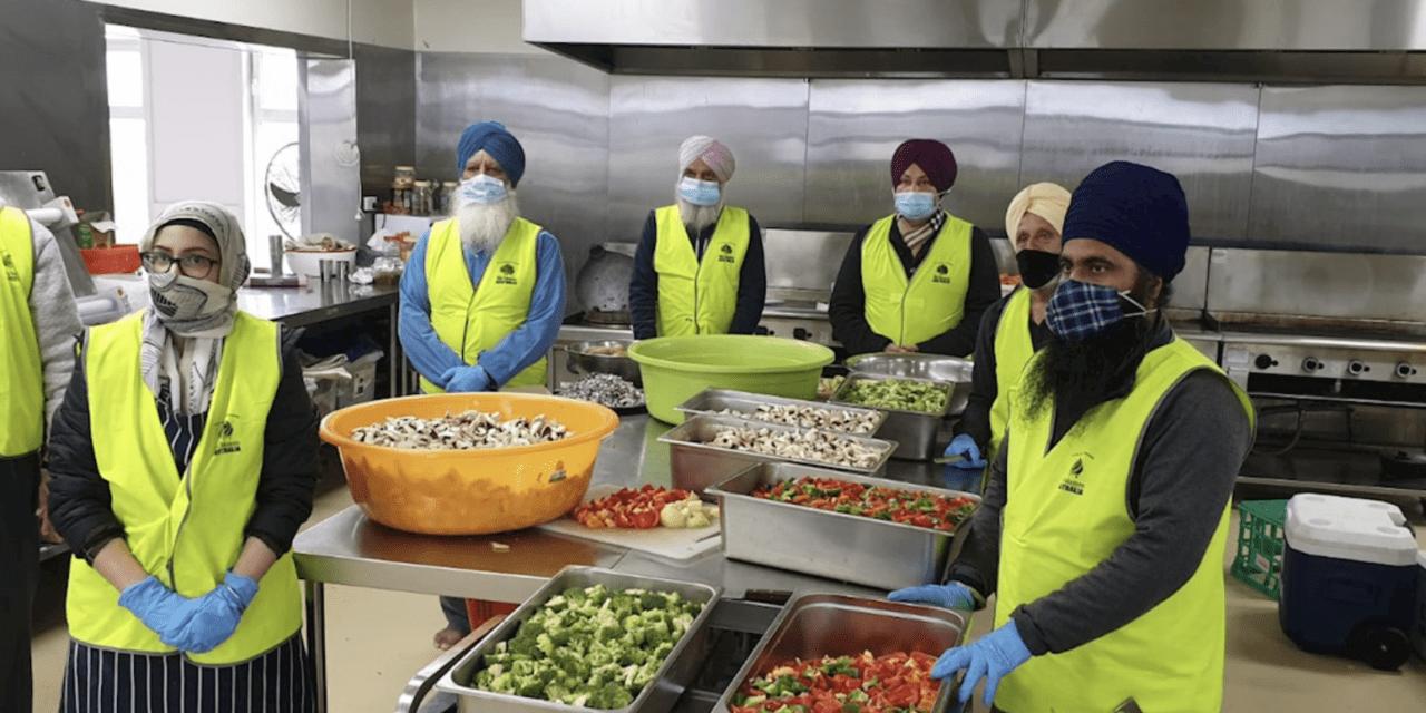 Sikh Volunteers' $600,000 fundraiser off to flying start
